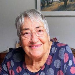 Ulrike Eichenberger Kassierin