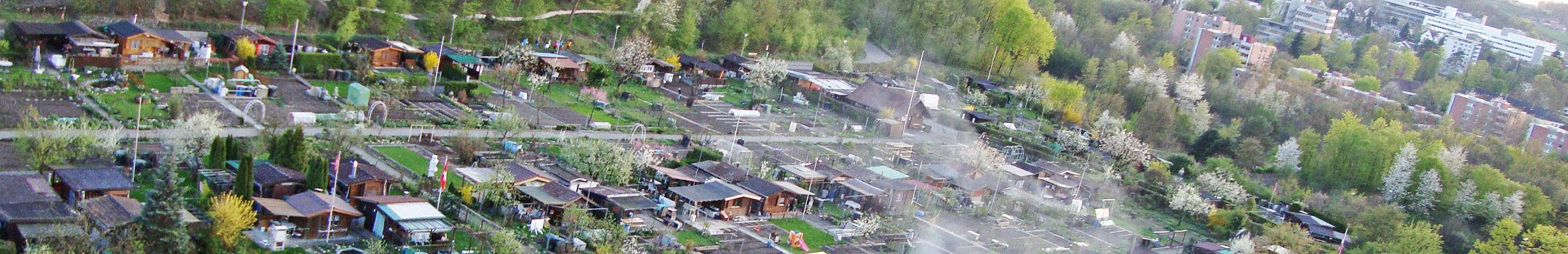 Gartenverein Rütihard Muttenz Areal