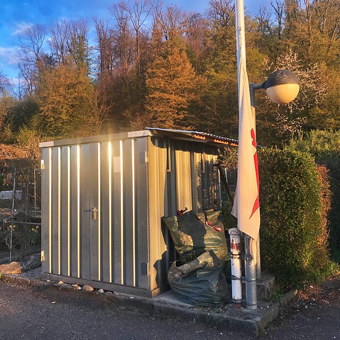 FGV Rütihard Container