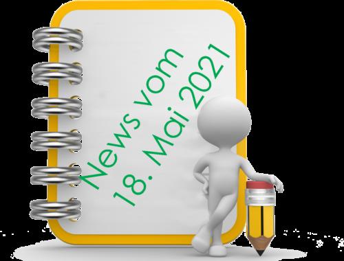News 18. Mai 2021